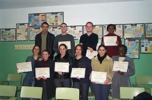 Curso cultura empresarial Abarán (Diciembre 2000)