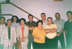 Constitución asociación Los Alcázares