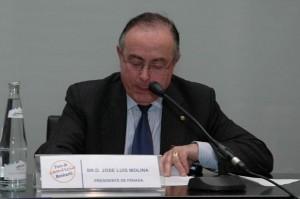 José Luis Molina presidente FENADA
