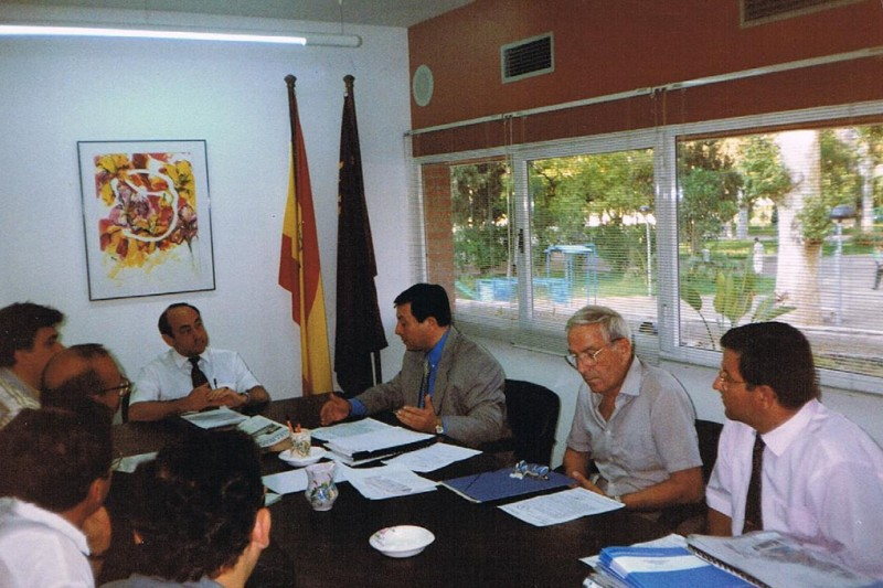 Ley de Comercio Región de Murcia